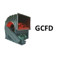 Contrifugal Fan Tipe GCFD Double Section