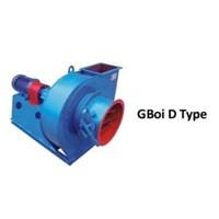 Contrifugal Fan Boiler Tipe GBoi-D