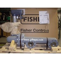 LEVEL CONTROLLERS 2500 FISHER