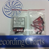 Jual DISPOSABLE PEN RED BARTON