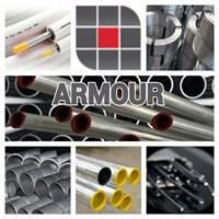 Jual Pipa Aluminium Armour
