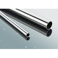 Jual AISI 304 Stainless Steel Pipe