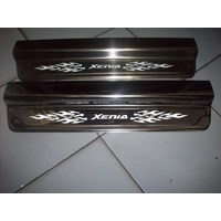 Jual Sill Plate All New Avanza Xenia Stainless Steel