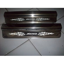 Sill Plate All New Avanza Xenia Stainless Steel