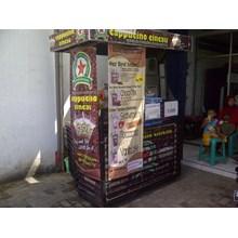 paket booth bintang capucino komplit