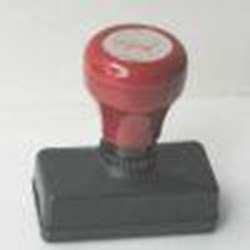 #BAHAN RAW RUBBER STAMP HANDLES & In Jakarta
