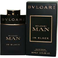 Sell Parfum bvlgari man in black edp miniatur