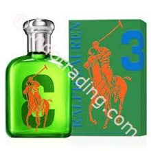 polo big pony 3 ralph laurent man parfum
