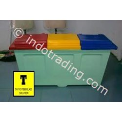 Tong Sampah Fiberglass 3 In 1