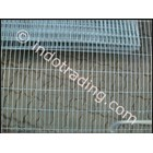 Jual Galvanized Welded Wire Mesh Panel