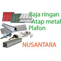 Sell Supplier Distributor Of Lightweight Steel Roof Framework In Surabaya