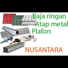 Distributor Agen Material Baja Ringan Kanal C-75 Reng Di Malang ...