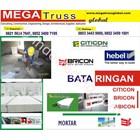 Bata Ringan/Hebel/Citicon/Bricon Malang Surabaya Pasuruan Lumajang Sidoarjo Surabaya Jember Blitar Jombang Dll