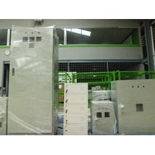 Box Panel Free Standing Ukuran 800 X 2000 X 600 Mm