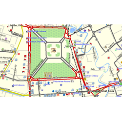 Update Peta (Map) City Navigator Indonesia NT.2015.40 for GPS Nuvi type apasaja