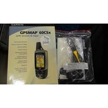 Garmin GPS map 60CSx for survey mapping coordinates & land area