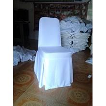 Sarung kursi Bungkus kursi  model rempel atau ketat
