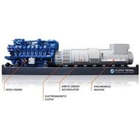 Jual Diesel Rotary UPS