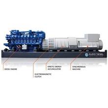 Diesel Rotary UPS