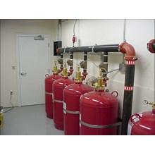 Sistem Supresi Api FM-200