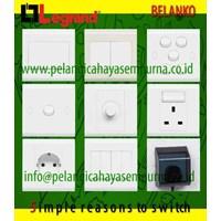Jual Grid Switch Stop kontak Belanko Saklar Belanko Grid Switch 3 gang Grid Switch 4 gang Grid Switch 5 gang Grid Switch 6 gang