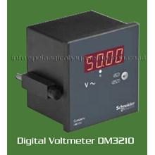 Digital Voltmeter MetseDM1210 MetseDM3210 Schneide