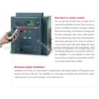 Air Circuit Breaker ACB ABB
