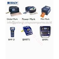 Printer Label Portable Brady