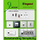 Legrand Multimedia Panels HDMI VGA AUDIO Telephone Audio