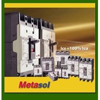 MCCB Metasol LS Metamec MCCB