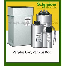Capacitor Bank Varplus Can Capacitor Box Schneider