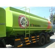 Truck Tangki Air 16 KL