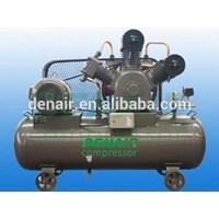 Kompresor Udara 5.5-18.5Kw Motor Power Piston Compressor