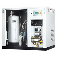 1.5-37kw oil free scroll models & 45-250KW dry-type oil free Compressor