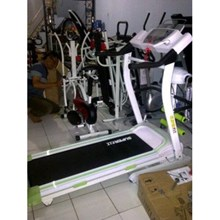 Treadmill Elektrik 3 Fungsi Super Fit