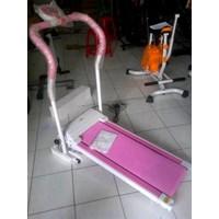 Jual Treadmill Elektrik 1 Fungsi Divo
