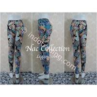 Celana Legging Motif 0613