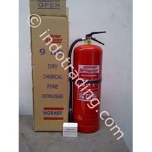 Alat Pemadam Kebakaran Portabel Worner 9kg Powder