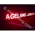 Jual Running Text (Single Color)