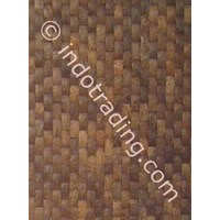 Coconut Shell Decorative Panels