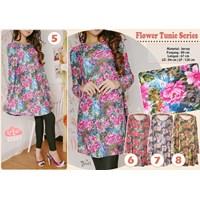 Jual Flower Tunic series 5.6.7.8
