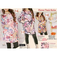 Jual Flower Tunic series 16.17.18