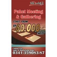 Promo Paket Meeting