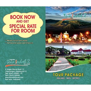 Promo Tour Hotel Trio Indah 2 By Hotel Trio Indah 2 Malang