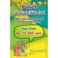 Halal Bi Halal Package 2016