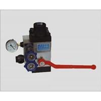 AQF Accumulator Safety Ball Valves
