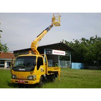 Hydraulic Skylift 2