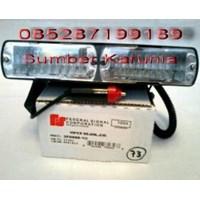 Jual Lampu Strobo Dashboard Federal Signal