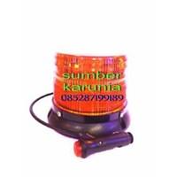 Jual Federal Signal Lampu Rotary 4 inch Magnet