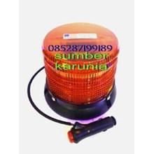 Lampu Strobo Polisi Federal Signal 4 inch Magnet 1